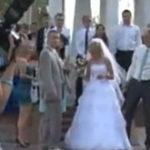 Bataie la o nunta ruseasca