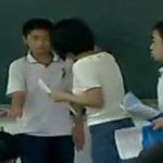 O profesoara foloseste metoda clasica