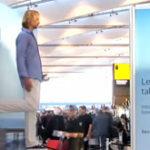 Campanie British Airways – Levitation