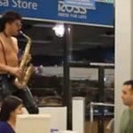 """Careless Whisper"" la saxofon"