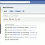 O viata pe Facebook