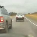 Sicane in trafic