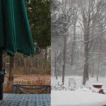 A venit iarna (timelapse)