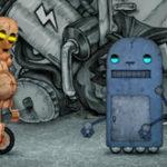 Animatie: RObotzi (Tatuaj & Vin) – 2 episoade
