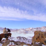Human Planet – Fox Hunting with a Golden Eagle