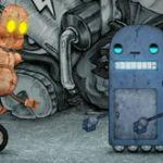 Animatie: RObotzi.S01.Ep3.Prieten