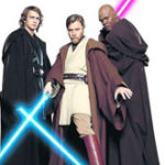 Asa se fabrica o sabie Jedi