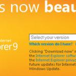 Internet Explorer 9 final