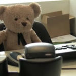 Ursuletul Mizerabil merge la munca