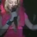 Shakira a ramas fara inel…