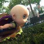 Animatie: Hambuster