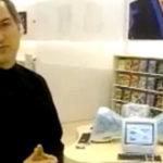 Steve Jobs ne prezinta primul magazin Apple (2001)