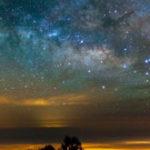 Timelapse – muntele vulcanic El Teide