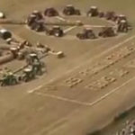 Fermierii francezi sustin Turul Frantei