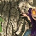 Animatie: I Live in the Woods!