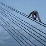 Russian spiderman – Sergey Devliashov