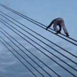 Russian spiderman – Sergey Devliashov