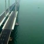 The Jiaozhou Bay Bridge – cel mai lung pod maritim din lume
