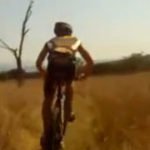 Greu cu mountain bike-ul prin Africa