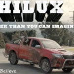 Toyota NZ Hilux TV ad – Tougher Than You Can Imagine