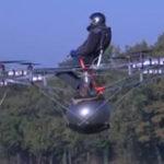 Primul zbor cu echipaj uman pe un elicopter electric