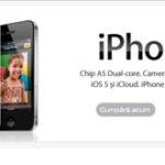 Vodafone lanseaza iPhone 4S joi noapte