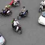 Traficul frenetic din Vietnam