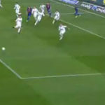 Un gol de campion adevarat – F.C. Barcelona vs Real Madrid