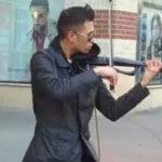 Un violonist talentat