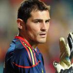 Iker Casillas se scobeste in Liga Campionilor