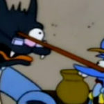 Animatie: The Simpsons – Itchy and Scratchy