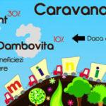 Caravana Reducerilor miniPRIX ajunge in weekend-ul 26 – 27 Mai in judetele Brasov, Neamt si Dambovita!