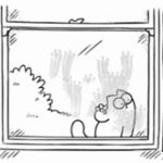 Animatie: Simon's Cat in 'Window Pain'