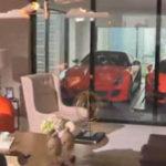 Ferrari-ul din sufragerie