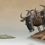 Animatie: Wildebeest