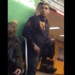 Furt suprins pe camera video in metroul din Budapesta