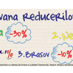 Caravana Reducerilor miniPRIX ajunge in weekend-ul 3-4 Noiembrie in judetele Dambovita, Neamt si Brasov!