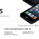 Iphone 5 la eMag – noi stocuri