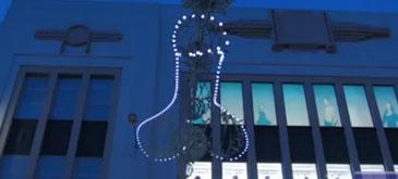 Avem o problema cu iluminarea publica in perioada sarbatorilor de iarna