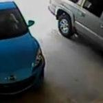 Femeia la volan (38) – Astazi invatam sa iesim dintr-un garaj