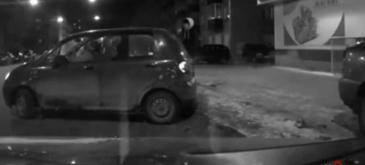 Femeia la volan (40) – sa facem o parcare mica