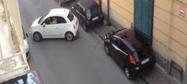 Cel mai prost sofer din Italia