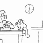 Animatie: Simon's Cat – Feed Me