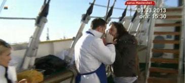 Scandal marca Masterchef Chef Florin Dumitrescu a batut un concurent