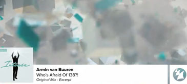 Armin van Buuren - Who's Afraid Of 138!