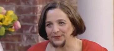 Miriam - femeia cu barba