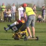 Roaba electrica – vedeta fotbalului romanesc (Liga a 5-a)