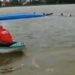 Salvamarii rusi in actiune