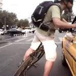 Biciclist vs. Taximetrist