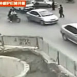 Cel mai prost sofer de scuter din China